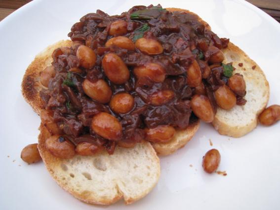 Beans - on toast