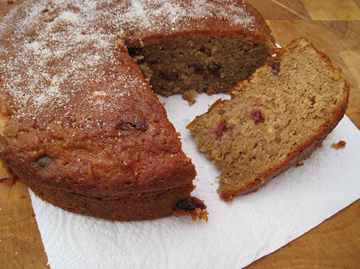 parnip cake