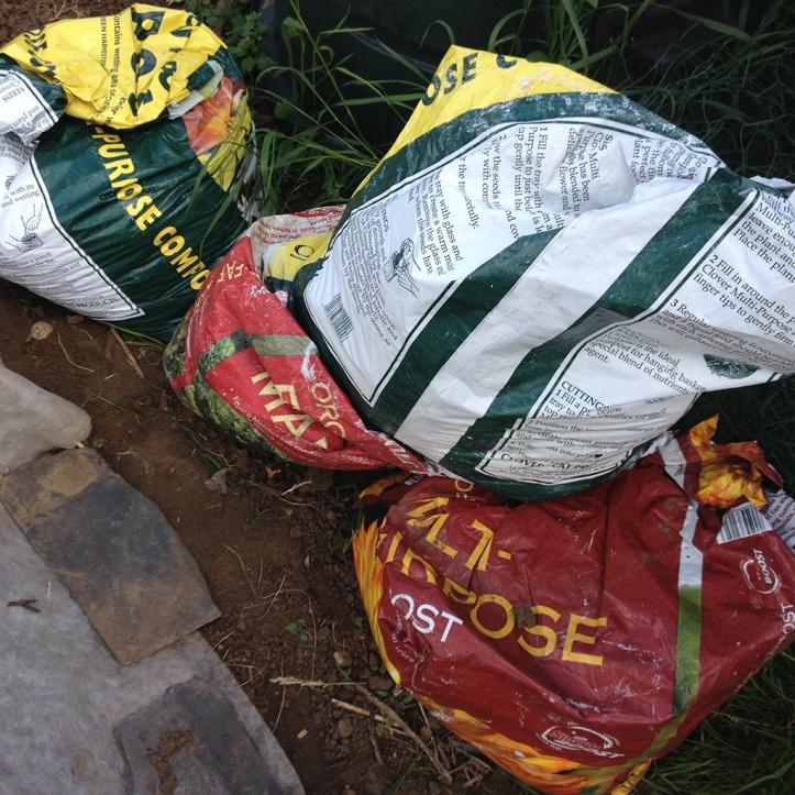 manure bags