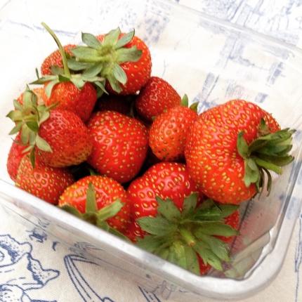 strawberry punnet