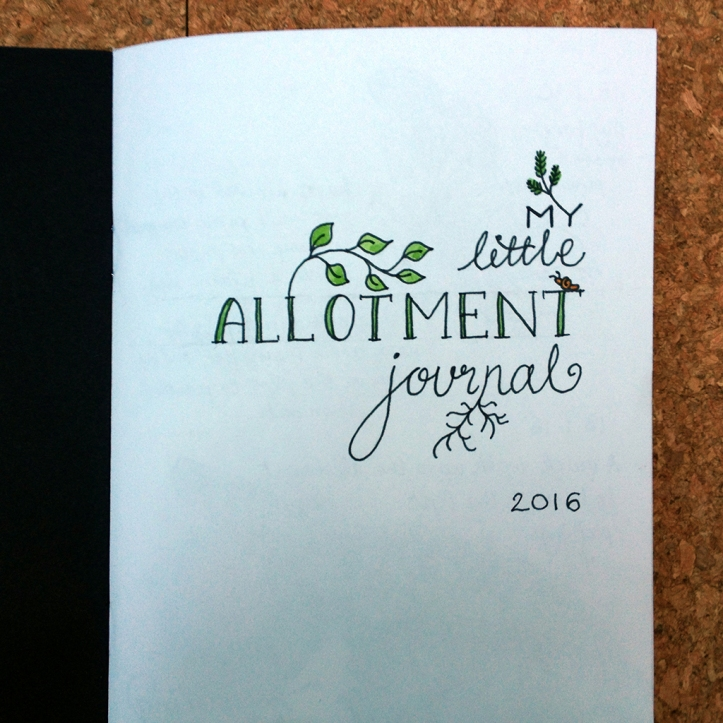 2016 journal title page