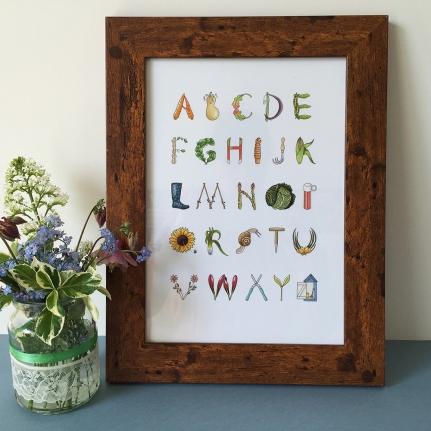 Alphabet 1
