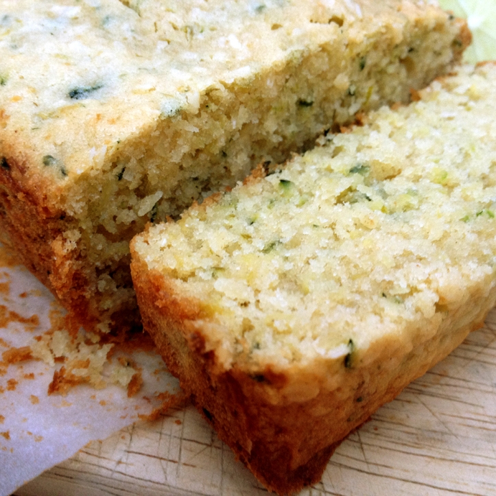 courgette cake 1