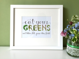 Eat your greens 1