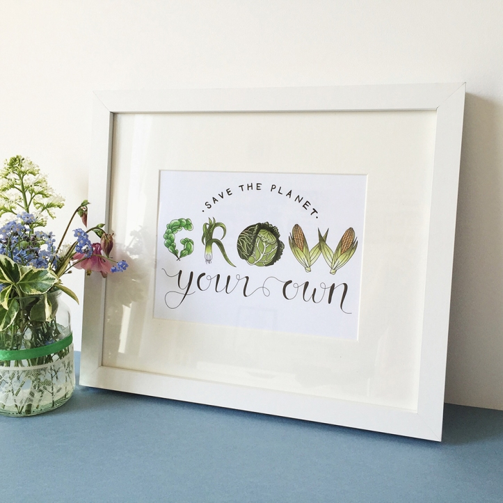 Grow your own 1