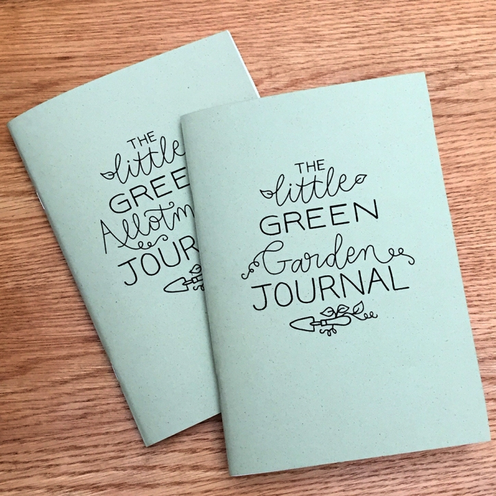 little-green-journal-covers
